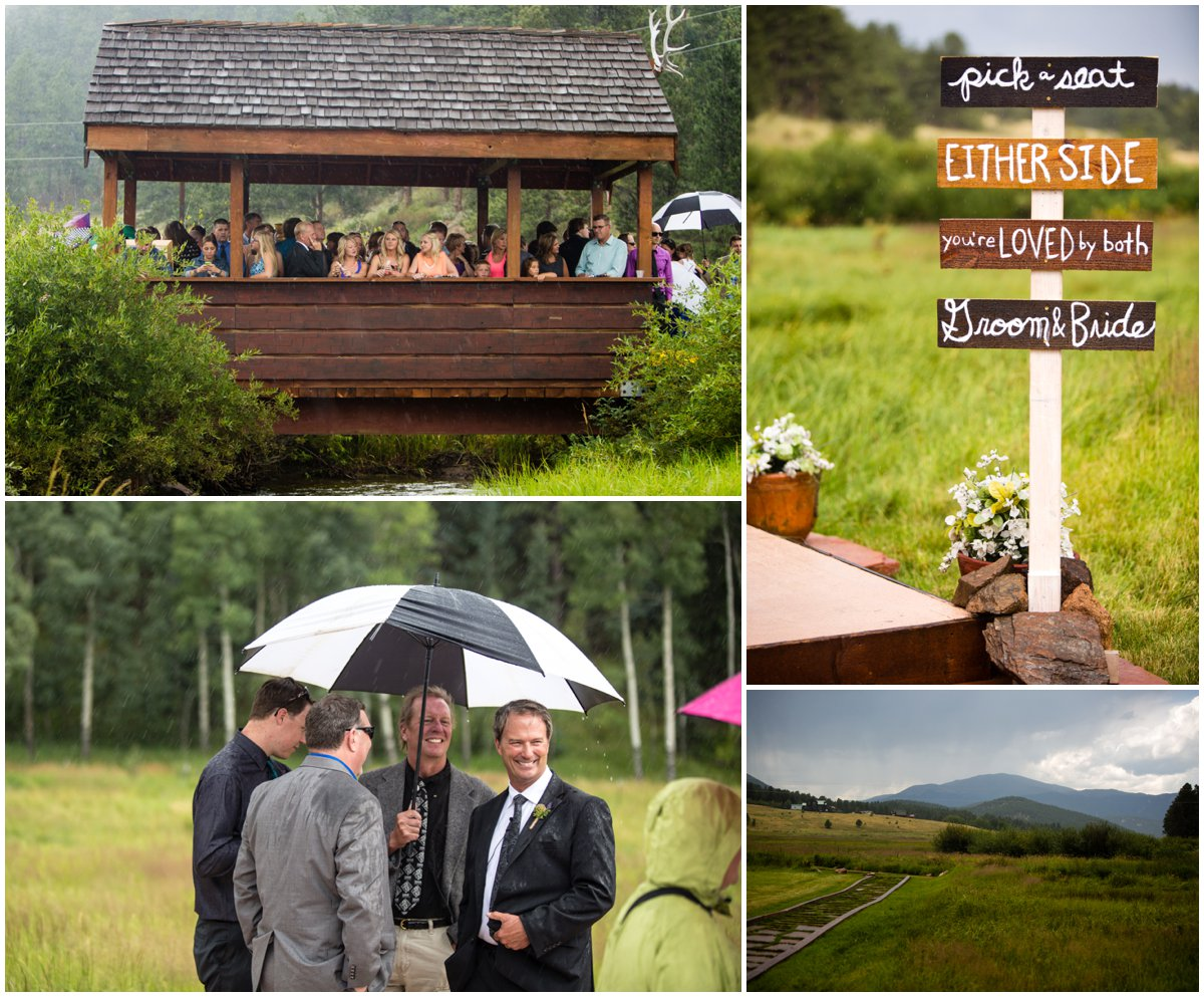 Walker creek ranch wedding