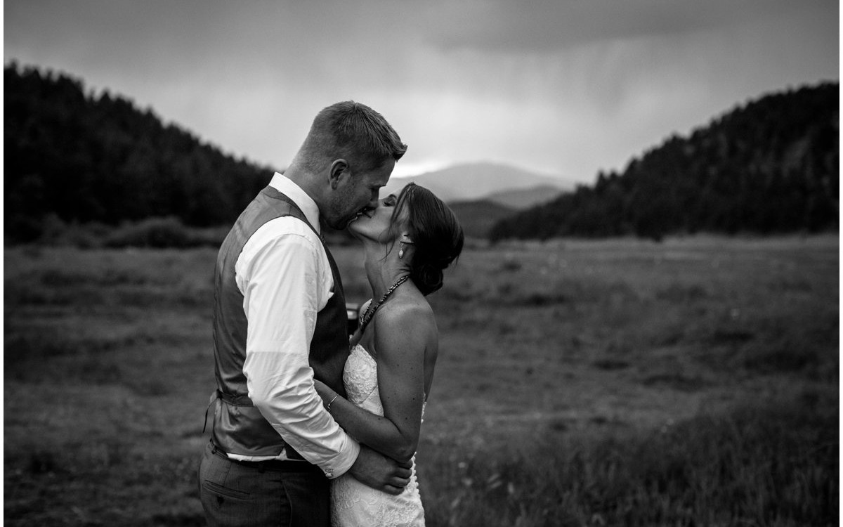 Deer Creek Valley Ranch Wedding, Bailey, CO | Brandon + Bailey