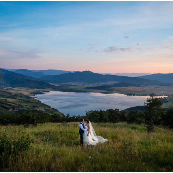 Bella Vista Estate Wedding, Steamboat Springs, CO | Anika + James