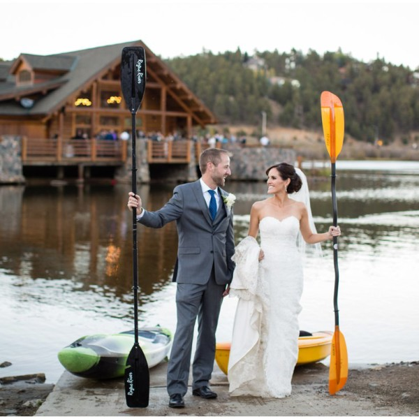 Evergreen Lake House Wedding, Evergreen, Colorado | Robyn + Rob