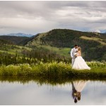 Granby Colorado Wedding