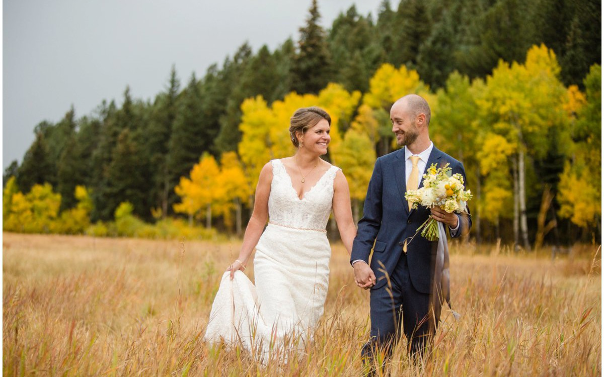 Deer Creek Valley Ranch Wedding | Kristin + Ben