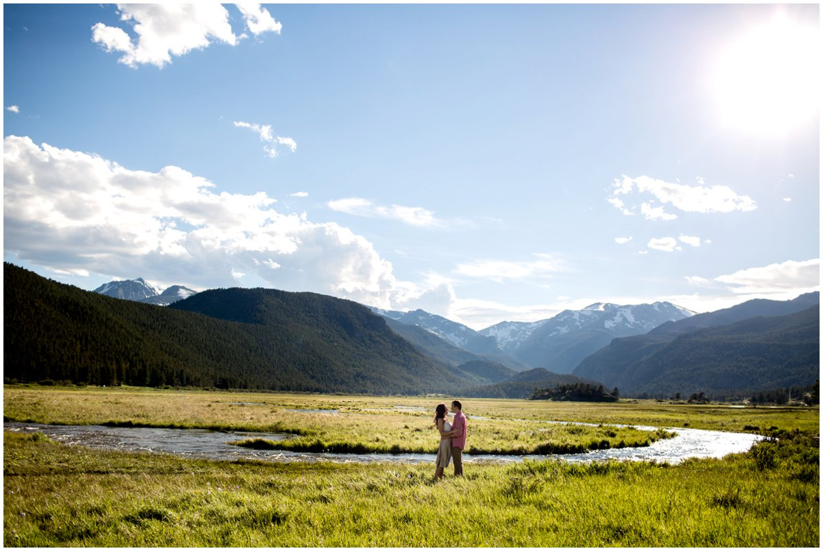 Estes Park Engagement Session