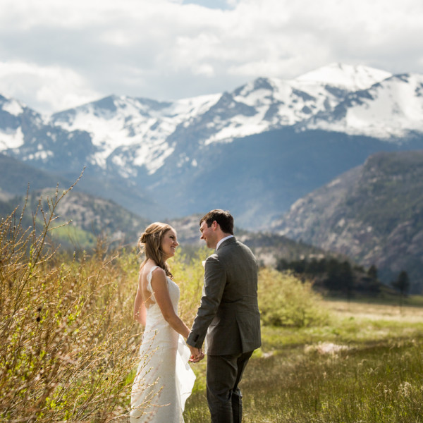 Estes Park Wedding Photography - Mary's Lake Lodge | Graham + Kristin