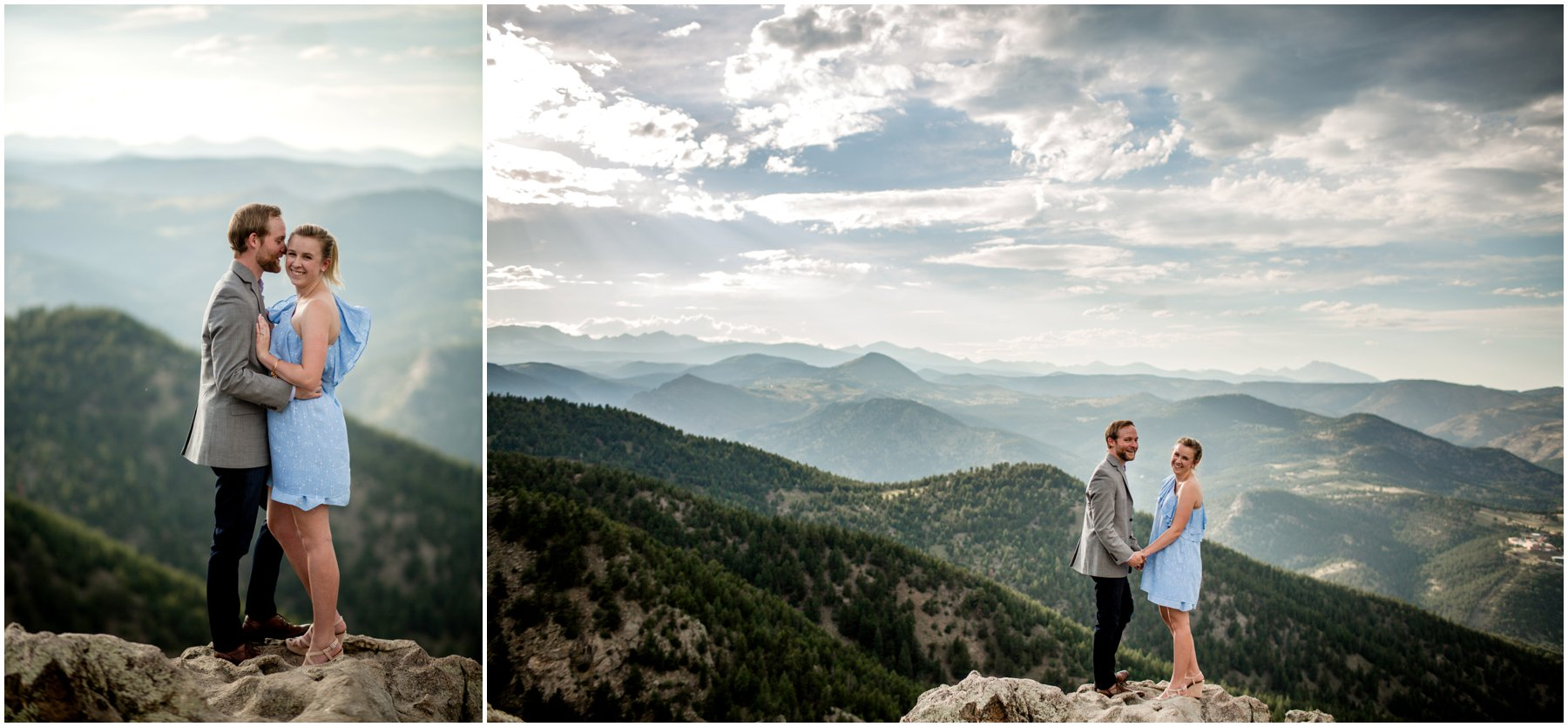 Lost Gulch Overlook Proposal Photography