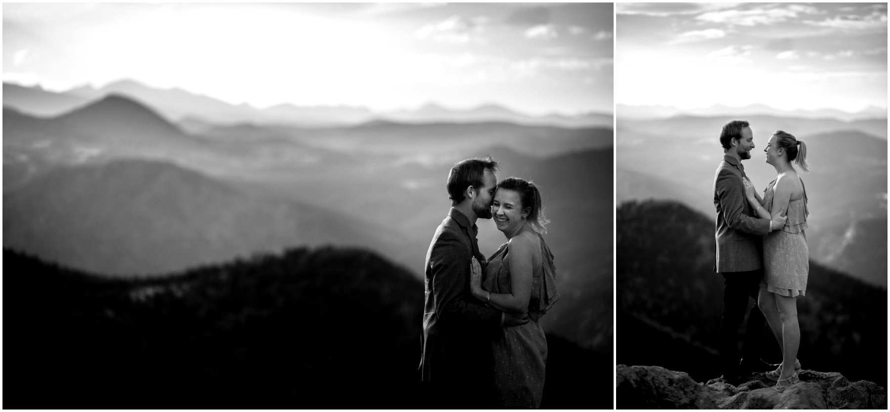 Mountaintop Proposal Pictures