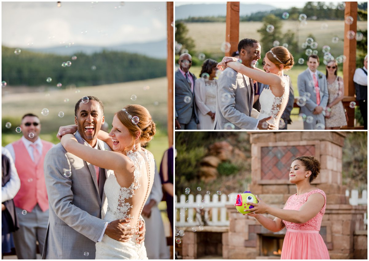 Deer Creek Valley Ranch Wedding Photos