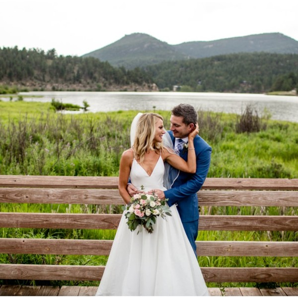 Evergreen Lake House Wedding Photos | Megan + Jeston