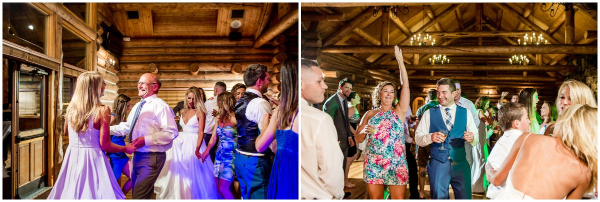 Evergreen Lake House Wedding Pictures