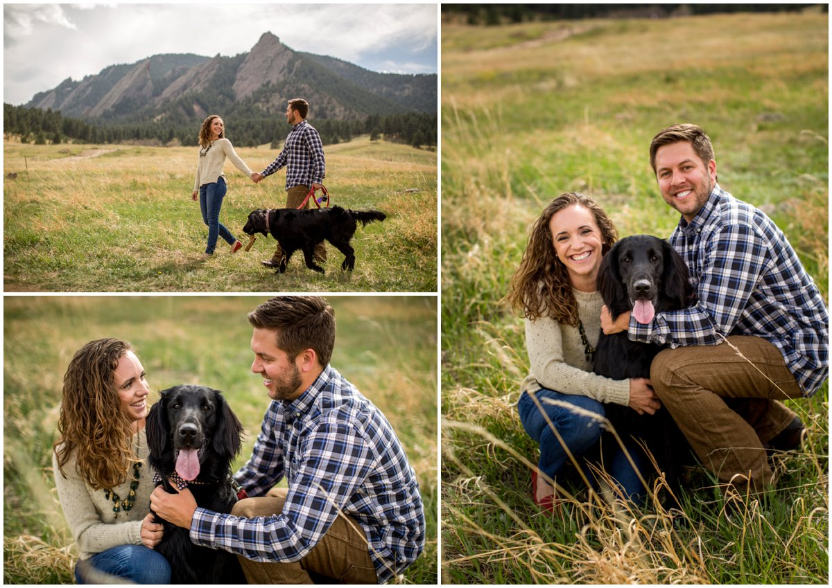 Boulder Engagement Pictures