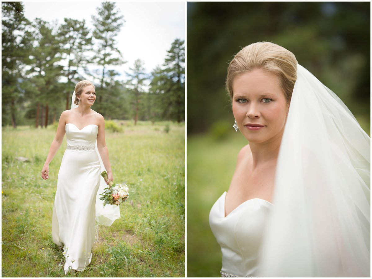 della terra wedding, estes park, co | alyssa + steven - haley